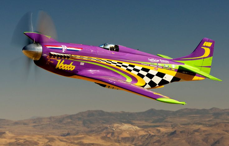 2013 Reno Air Races Champion - Voodoo