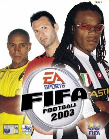 Fifa 2003 PC