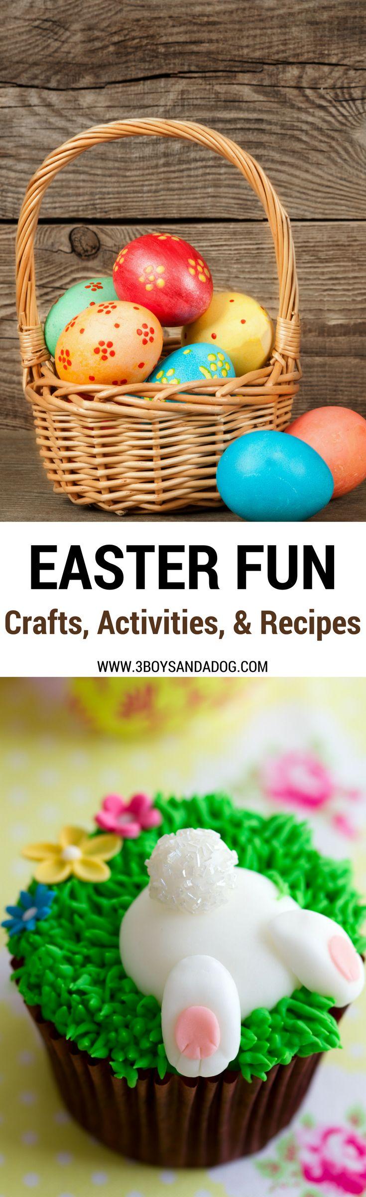 60 Easter Craft Ideas Plus Recipes