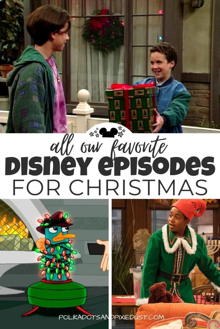 Disney Channel Christmas Episodes On Disney Plus In 2020 Christmas Episodes Disney Christmas Movies Disney Channel Halloween