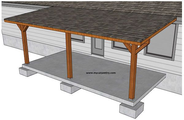 Patio Cover Plans Build Your Patio Cover Or Deck Cover In 2020 Diy Patio Cover Covered Patio Design Covered Deck Designs