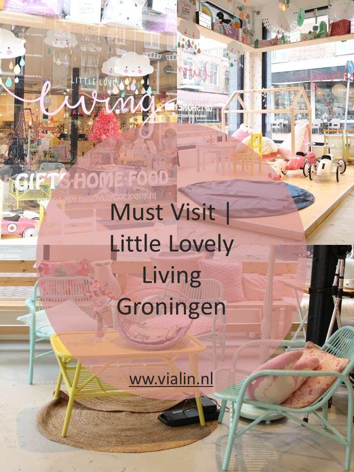 Ben je in Groningen neem dan een kijkje bij de vrolijke winkel Little Lovely Living. Woonaccessoires en kinderkamerspullen voor een glimlach op je gezicht.