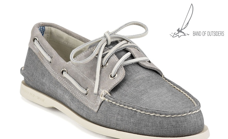 Quot Sperry Top Sider Men S 3 Eye Boat Shoe By Band Of