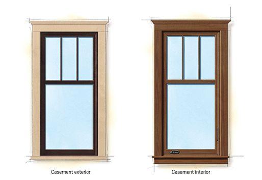 Best 25 outdoor window trim ideas on pinterest diy for Moulure fenetre exterieur