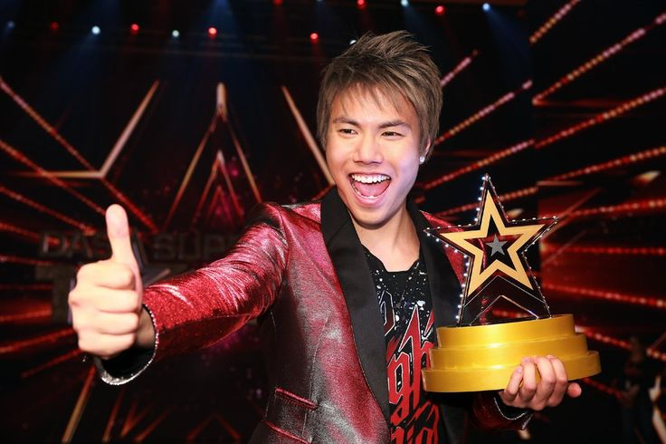 "Finale 2015: Jay Oh ist ""Das Supertalent"""