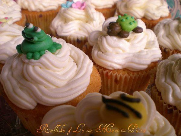 Cupcakes,ricetta dolce: Cupcakes Ricetta Dolce