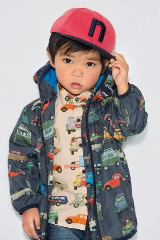 Buy Car Printed Cagoule (3mths-6yrs) online today at Next: Belgium