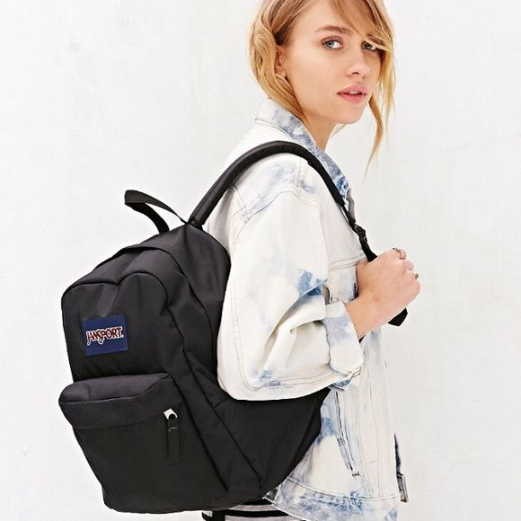 BLACK FRIDAY!! JANSPORT BACKPACK URBAN OUTFITTERS Brand new I bought it online so it comes the way it came when it got delivered. Also JanSport has a lifetime guarantee!! The dimensions are 36cm*33cm*16cm Urban Outfitters Bags Backpacks