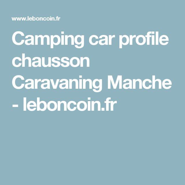 Camping car profile chausson Caravaning Manche - leboncoin.fr 17000e  135000km 2.8 ducato