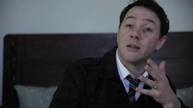 Acting by A Field In England. Reece Shearsmith, Michael Smiley and the rest of the A Field In England cast discuss what it's like to work with director Ben Wheatley.