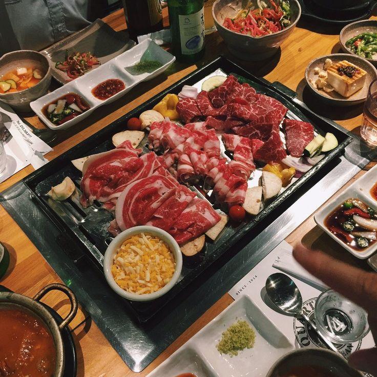 Quarters Korean BBQ- Korea Town, LA
