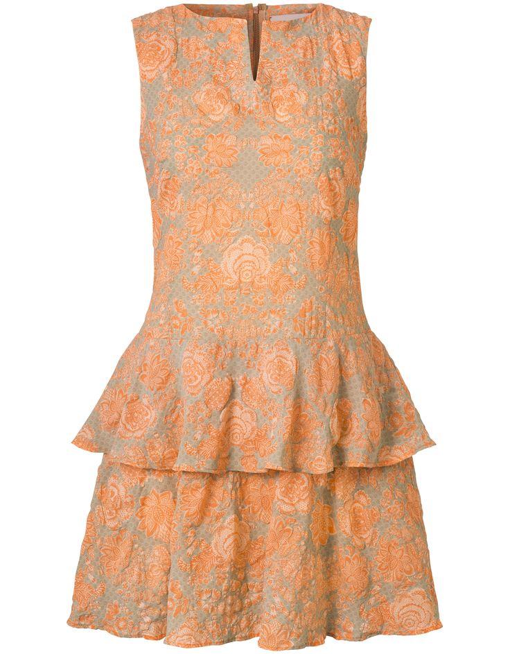 OILILY Women's Wear - Spring Summer 2015 - Dress Dorothy