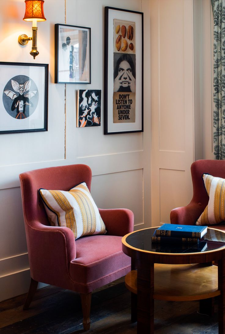Soho House 76 Dean Street London