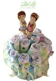 BABY SHOWER!  Mercoledì, 24 Aprile, 2013  by blablababyblog    Il Baby Shower Party secondo Silk Gift Milan La festa più glamour per future e neo mamme… si tinge di Made in Italy.