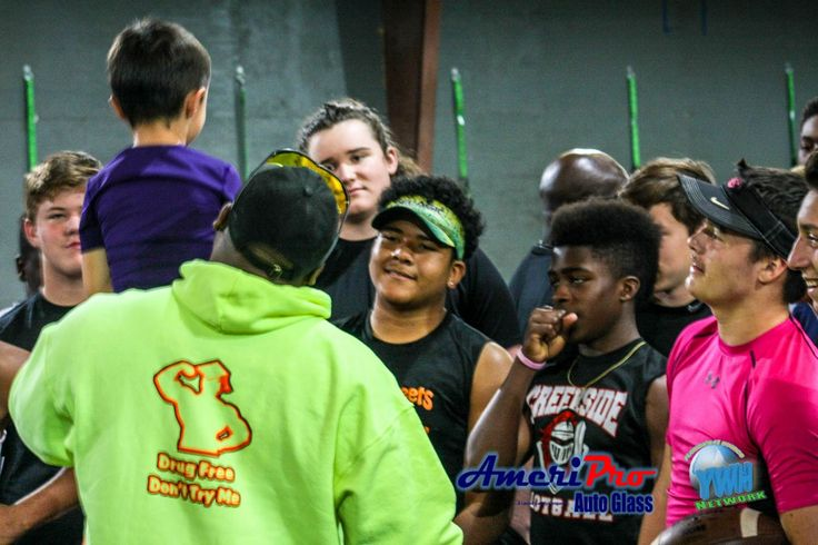 City Streets to Student Athletes, Inc. took Sunday as the day to finalize their roster for the upcoming trip to Clemson University and teaching the youth some fundamentals of life.