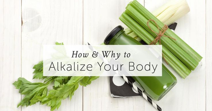 Not sure how to alkalize your body? What does this even mean and why should you do it? Learn all about it in our comprehensible article.