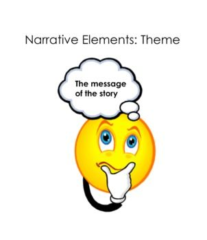 theme and narrative elements in short View essay - assignment theme and narrative elements in the short story from eng 125 eng 125 at ashford university running head: theme and narrative elements in the short story 1 theme and narrative.