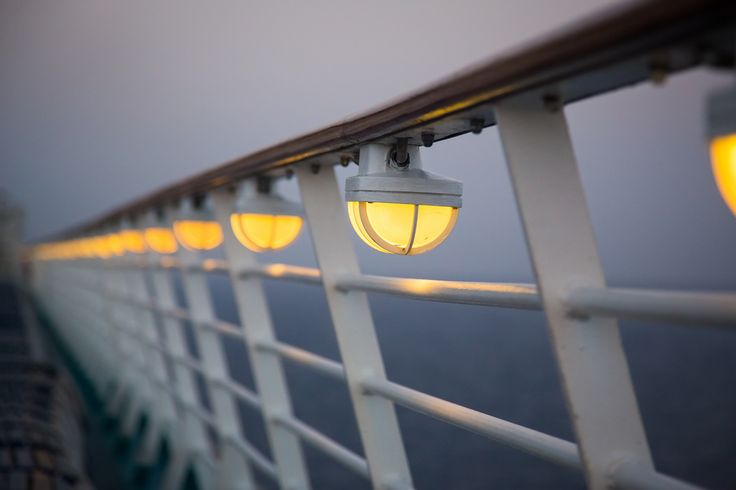 Lights line the deck on Adventure of the Seas.Vacations Cruises, Caribbean Adventure, Crui Divas, Rci Cruises, Cruises Ships, Crui Ships, Cruises Vacations, Cruises Divas, Baltic Cruises
