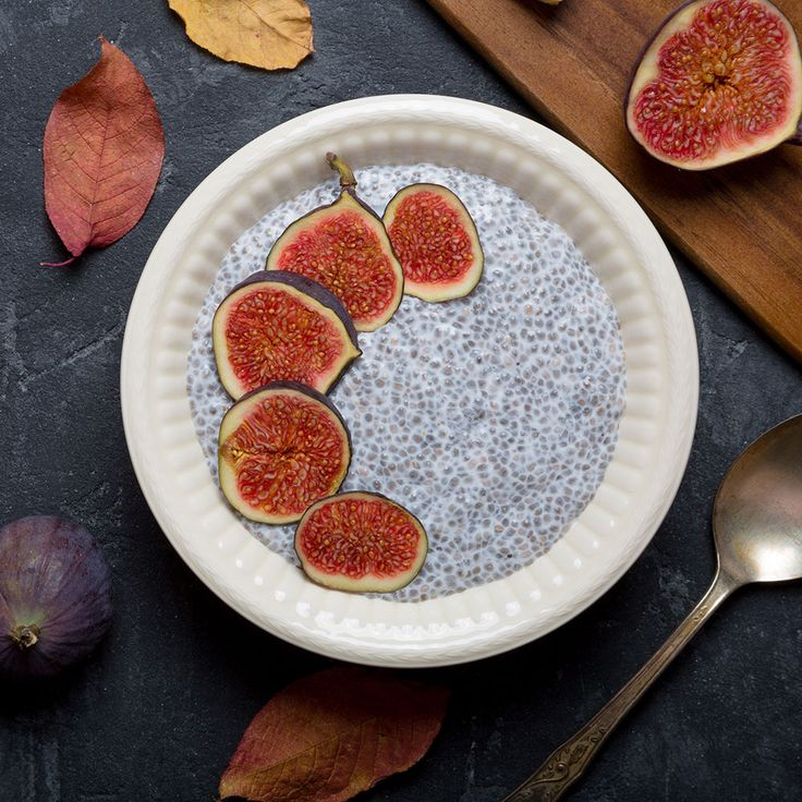 Spice up your usual chia seed pudding with this cozy vegan, meal-prep recipe.
