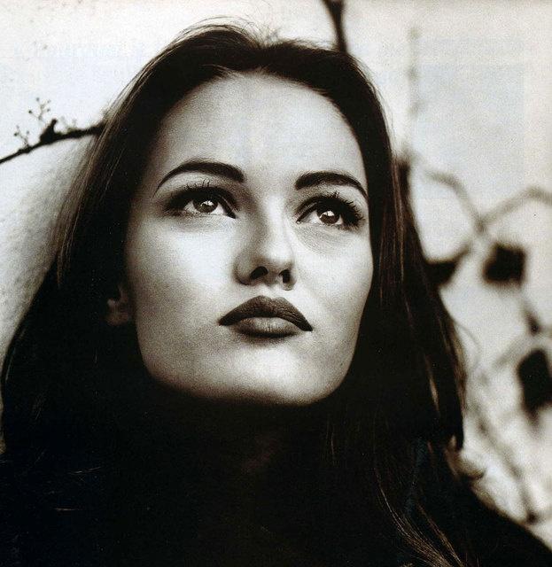 Vanessa Paradis by Anton Corbijn