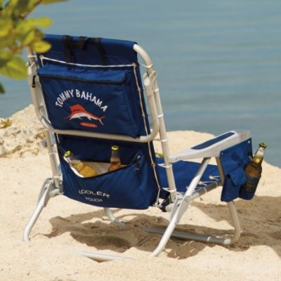 Tommy Bahama Backpack Chair. I miss my TB beach chair! Many memories!    #Travel #DanCamacho