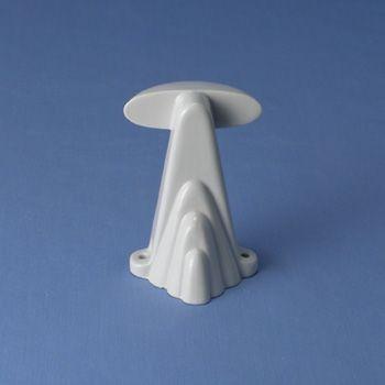 Colgador toallero de porcelana para baños  #baños #aseos #porcelana #decoracion #interiorismo #arquitectura #retro #vintage #rustico #agroturismo #hoteles #masias #casarural #iluminable