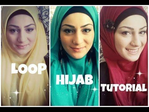 ▶ Loop Hijab Tutorial - YouTube