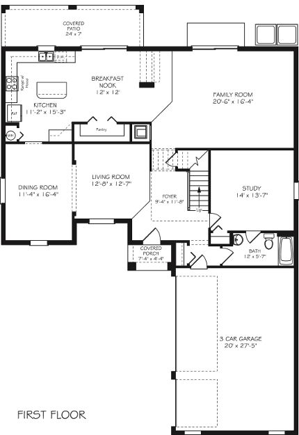 11 Best Floor Plans Images On Pinterest Floor Plans