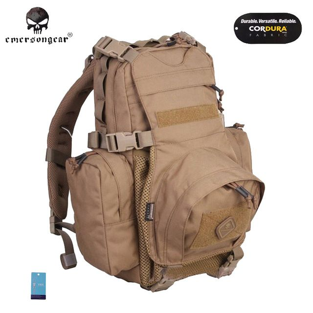 Promotion price Emersongear Yote Rucksack Hydration Tactical Bag 1000D Cordura Molle Military Tactical Backpack Shoulder Climbing Hunting Bag just only $72.06 with free shipping worldwide  #sportsbags Plese click on picture to see our special price for you