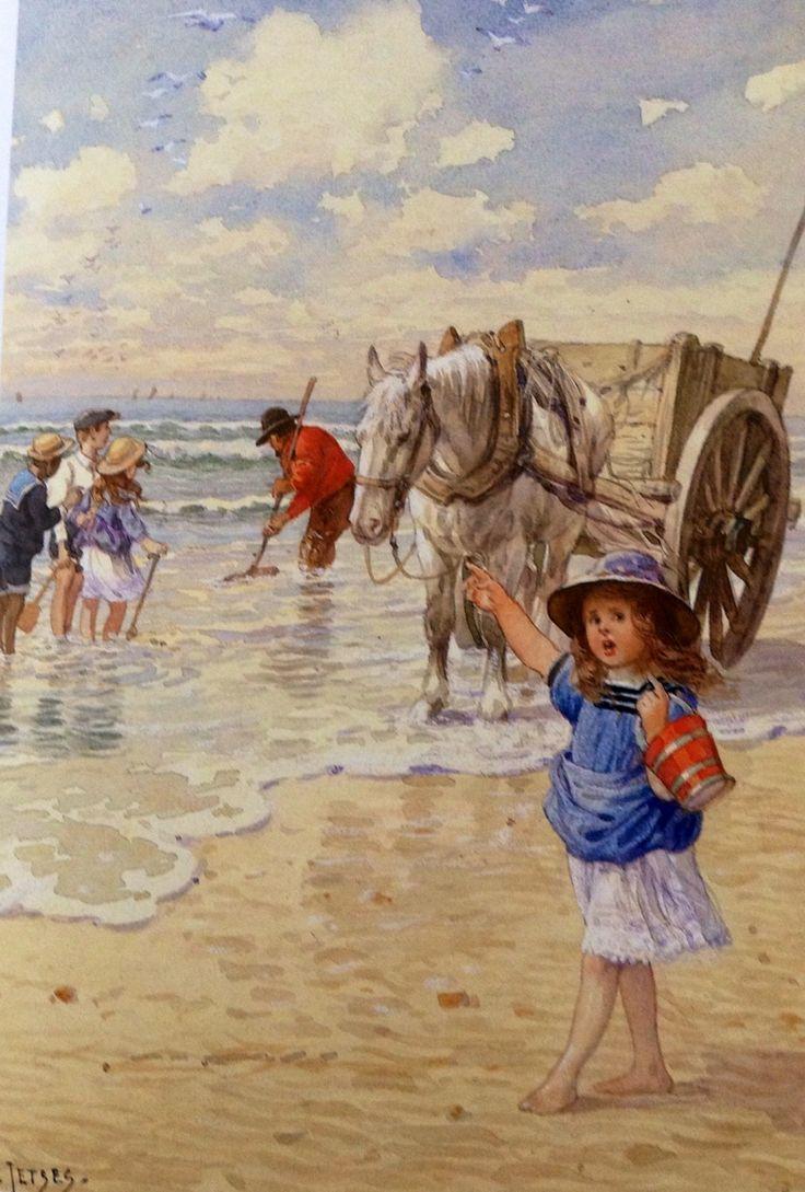 Dagje strand Jetses