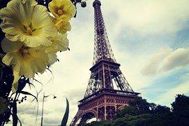 Paříž, Eiffelova Věž, Francie, Věž