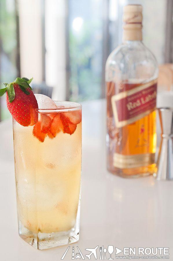 Johnnie Walker Red Lemonade-8702