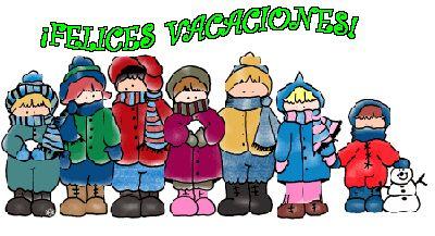 Mi Sala Amarilla: Ya llegan las vacaciones de invierno