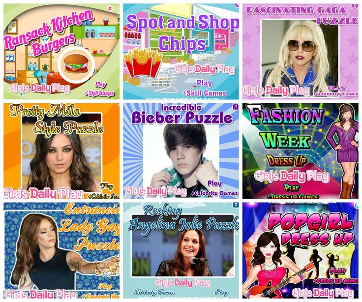 Girls Daily Play Dress Up Games  #Girlsgames #Girls #Makeovergames #Dressupgames   #Freegames #Onlinegames #Girly #Manicuregames   #Pedicuregames #Seasonalgames #Games #Daily #Free   #GDP #Girlsdailyplay #Play #Flashgames http://www.girlsdailyplay.com/dress-up-games