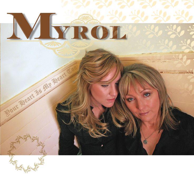 """Album design Myrol """"Your Heart is My Heart Too"""""""