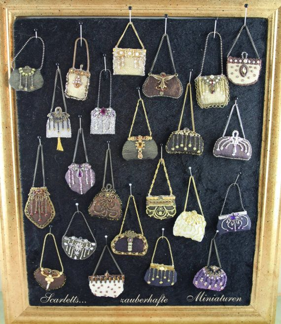 Miniature Purses