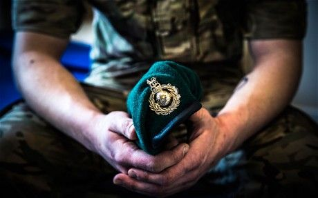 Do you have what it takes to be a Royal Marine Commando? - Telegraph