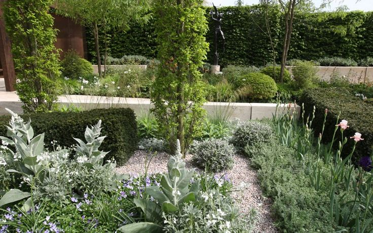 The Laurent-Perrier Garden at the Chelsea Flower Show 2013 Design by Ulf Nordfjell Photo: Martin Pope