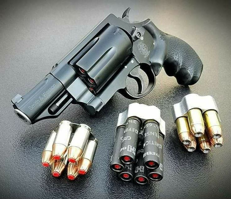 Smith & Wesson Govoner .45LC / .45ACP .410 Ga
