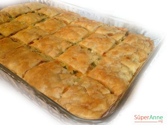 Milföylü Yufka Böreği Tarifi | Süper Anneden Kolay Yemek Tarifleri