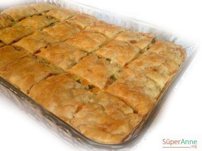 Milföylü Yufka Böreği Tarifi   Süper Anneden Kolay Yemek Tarifleri