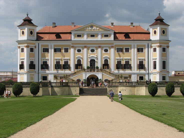 Milotice Chateau, Czech Republic