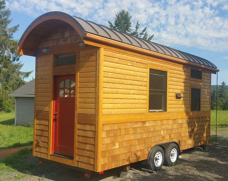 3876 best Portable Tiny Homes images on Pinterest Tiny house