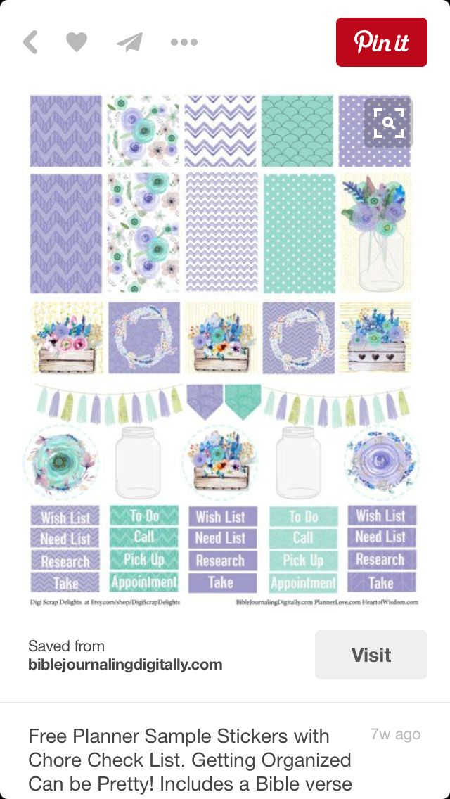 20 best Pastel images on Pinterest Free printables, Planners and