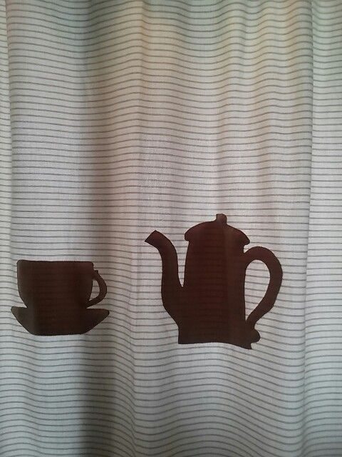 Coffee time σε εκδοχη κουρτινας