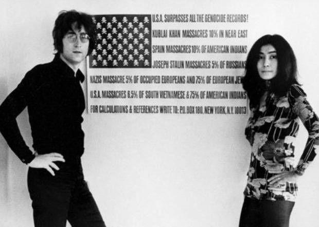 John Lennon y sus frases más famosas