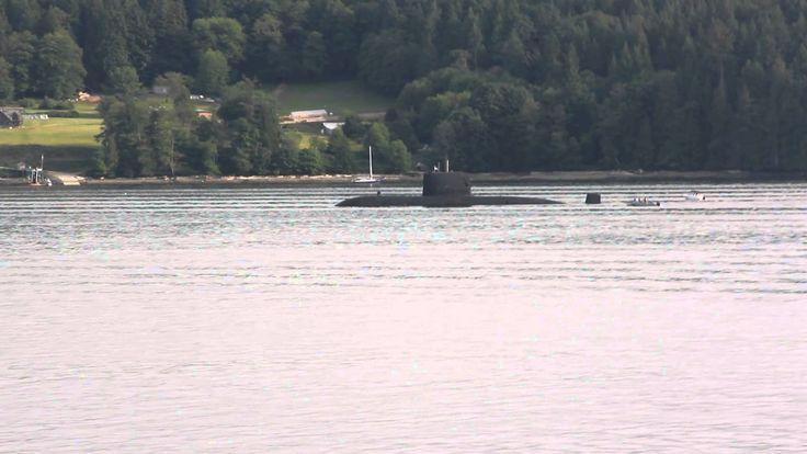 Canadian Submarine