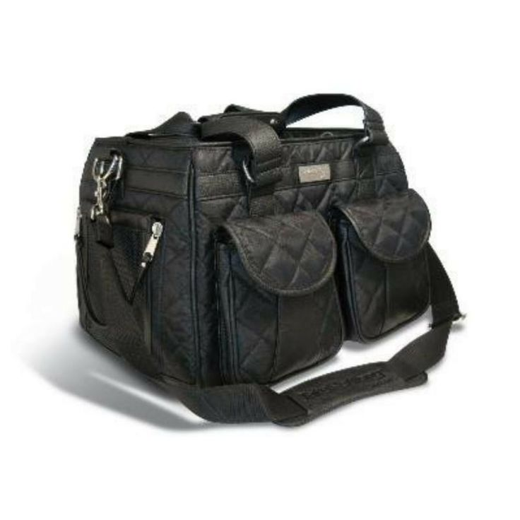 This chic carrier is both stylish, functional, and airline approved! Shop Now at www.felixchien.com