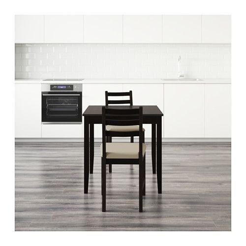 LERHAMN Tisch und 2 Stühle  - IKEA