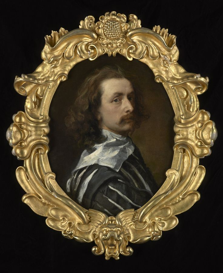 Van Dyck Self-Portrait, 1641.